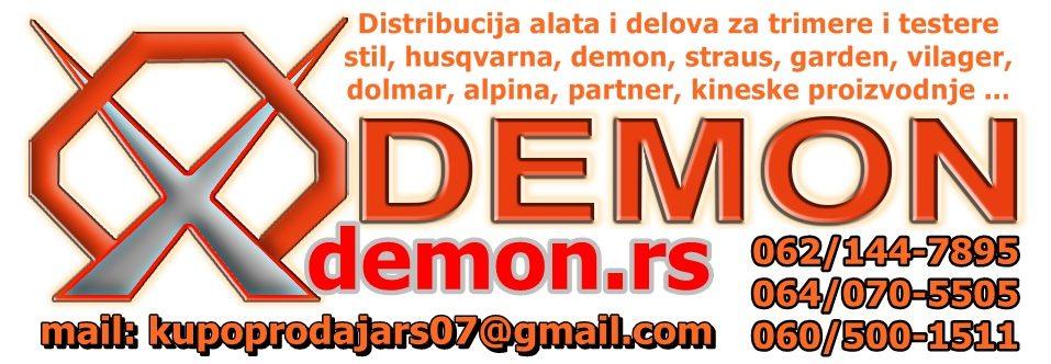 DEMON.RS / ALATI DELOVI
